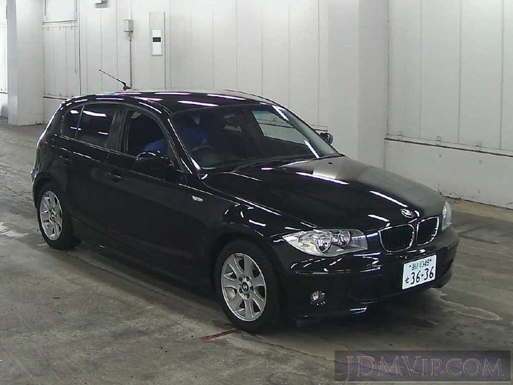 2005 OTHERS BMW 118I UF18 - http://jdmvip.com/jdmcars/2005_OTHERS_BMW_118I_UF18-2VAoQNYiGopA1tr-75087
