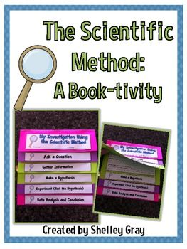 This book-tivity is a fun alternative to traditional worksheets or graphic organizers for the scientific method. Students will use the templates provided to create an engaging, eye-catching book-tivity that outlines their investigation/experiment using the scientific process.