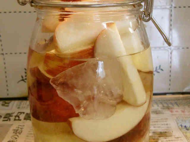 リンゴ酢の作り方★スマイリー流!の画像