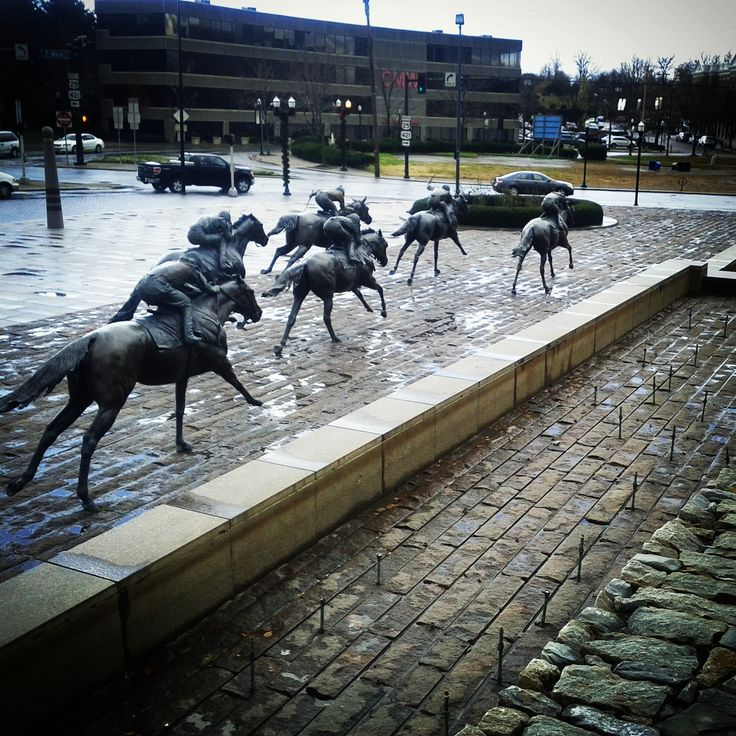 Awesome public art in downtown Lexington, KY.