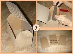 Resultado de imagen para cofres de carton