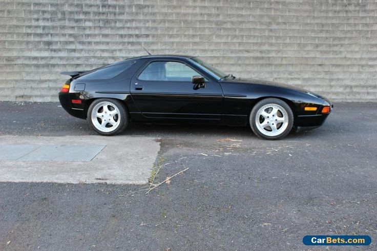 1989 Porsche 928 S4 Coupe 2-Door #porsche #928 #forsale #unitedstates