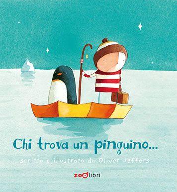 Chi trova un pinguino... Libri sull'amicizia ad altezza metro / metro e venti