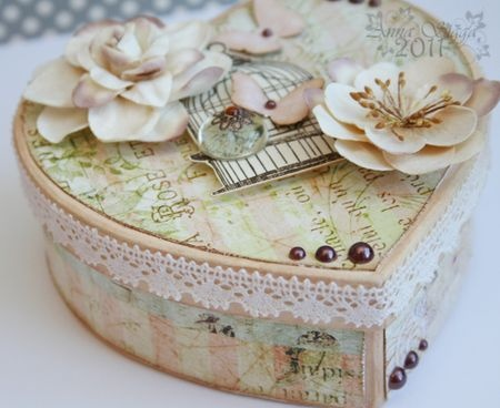 Beautiful altered box...I have the box...It would look beautiful like this