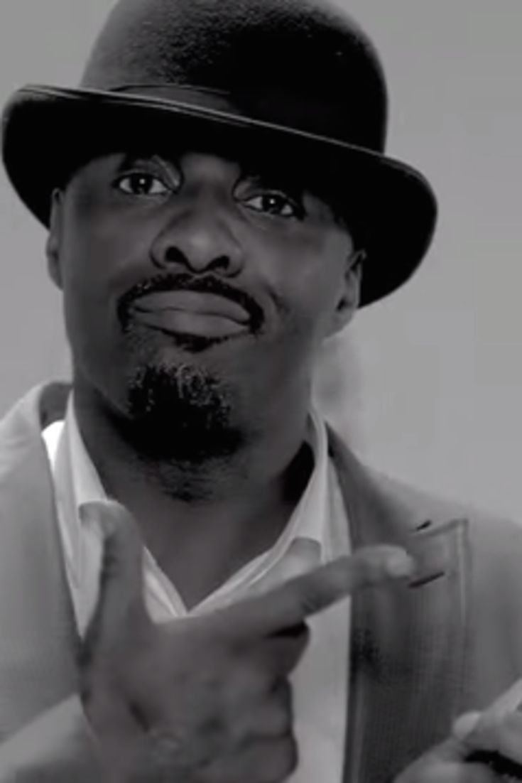 Idris Elba Shows Off His Suave Dance Moves And Rap Skills In Music Video