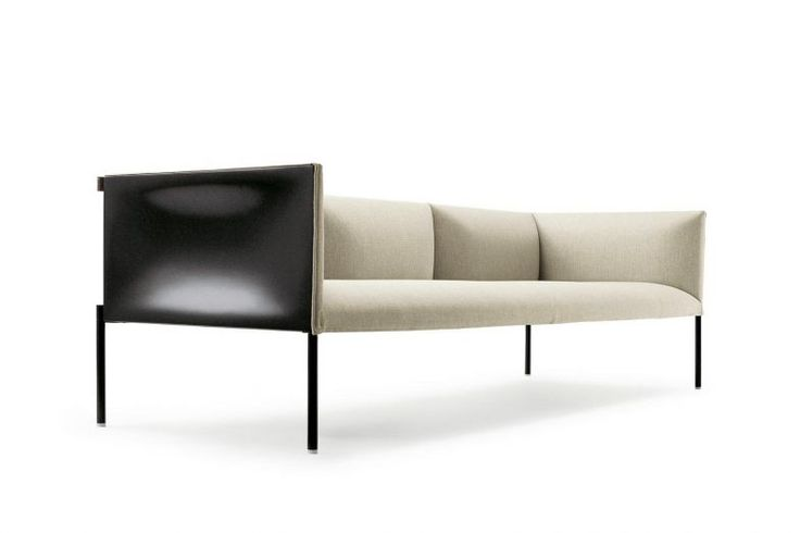 hollow sofa by patricia urquiola for b b italia project. Black Bedroom Furniture Sets. Home Design Ideas