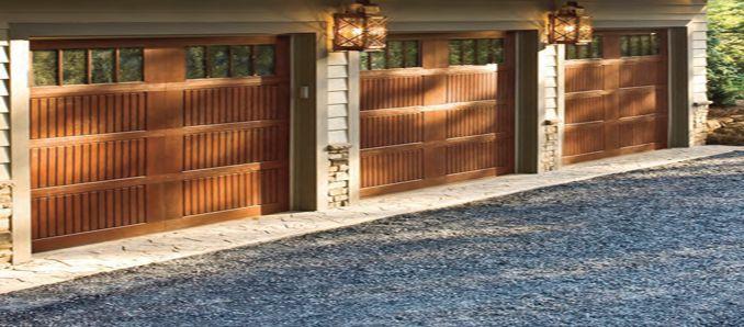 Wayne Dalton Fiberglass Garage Doors  Model 9800