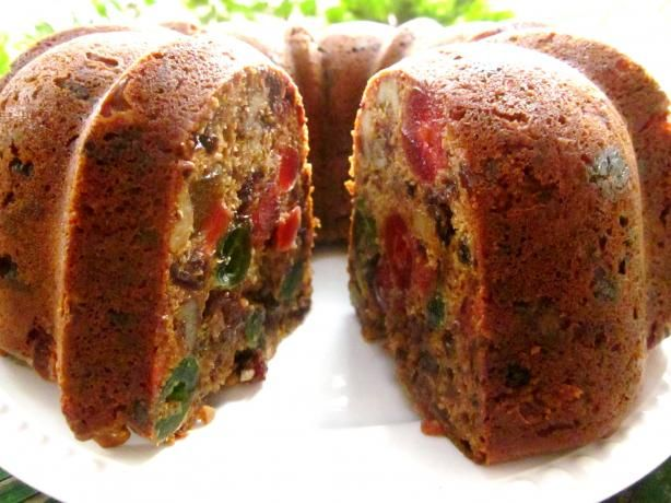 Holiday Fruitcake (Fruit Cake)