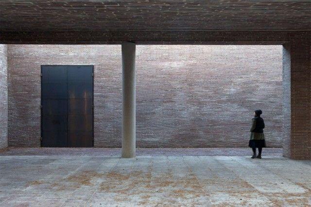 Johan Celsing Arkitektkontor > The New Crematorium, The Woodland Cemetery