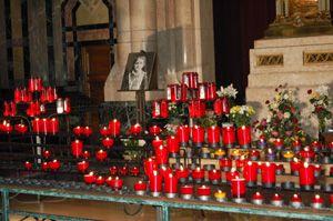 Intentions de prière - Sanctuaire de Lisieux
