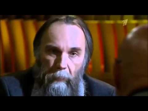 Дугин Александр Гельевич  2014 в гостях у Познера. консерватор и либерал