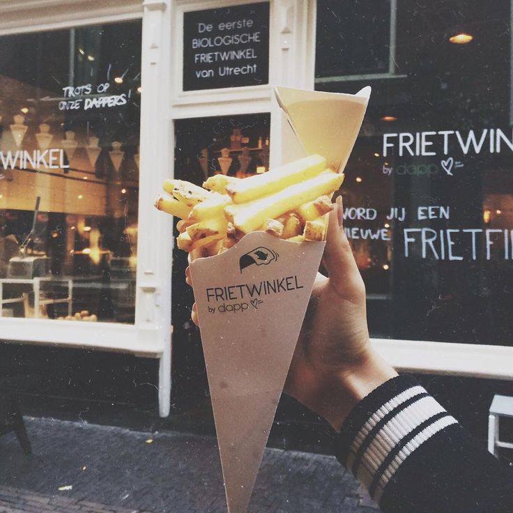 Frietwinkel Utrecht - Netherlands -  Best fries in town
