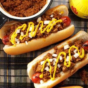 Old-Fashioned Coney Hot Dog Sauce Recipe~~ simple j/j '15