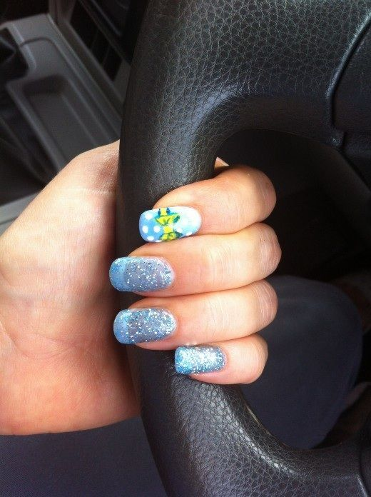 Easter nailart easy to do
