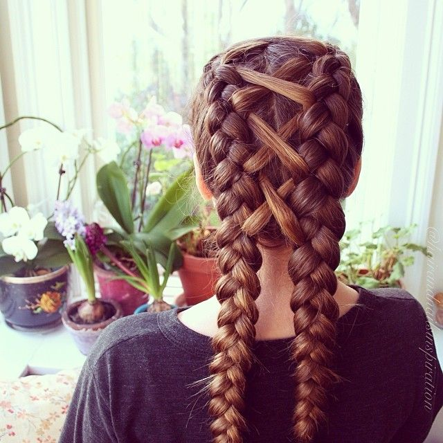 Corset Braid by: Hairandnailsinspiration