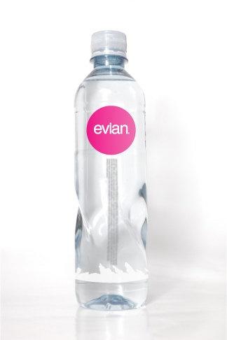 Evian. Simplement.