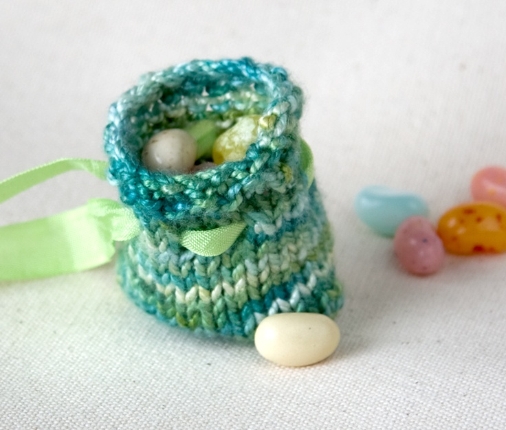 Free Knitting Pattern Gift Bag : 17 Best images about Free Knitting Patterns on Pinterest ...