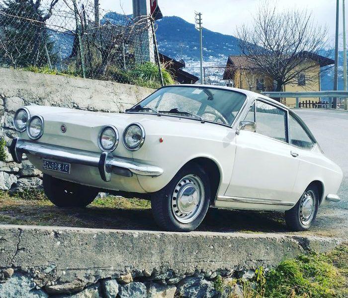 Online veilinghuis Catawiki: Fiat 850 Sport Coupé - 1971