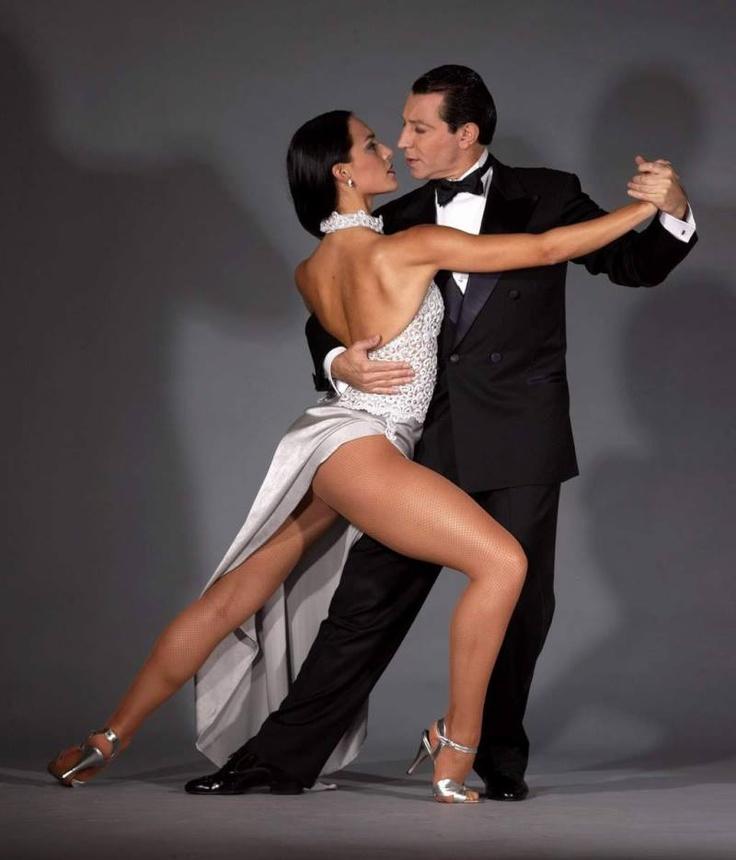 Под порно латиноамериканские танцы