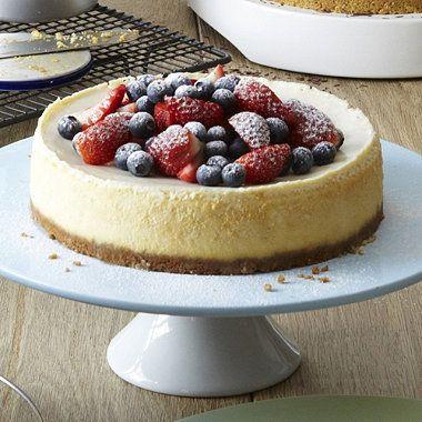 New York Cheesecake recipe - From Lakeland