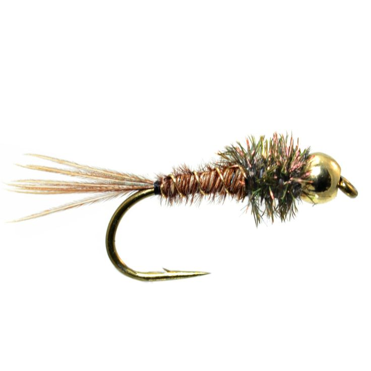 Fly Fish Food -- Fly Tying and Fly Fishing : Beginner Fly Tying: Easy Pheasant Tail