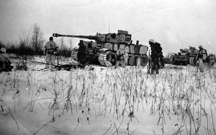 Feb 1943 - Leningrad Area