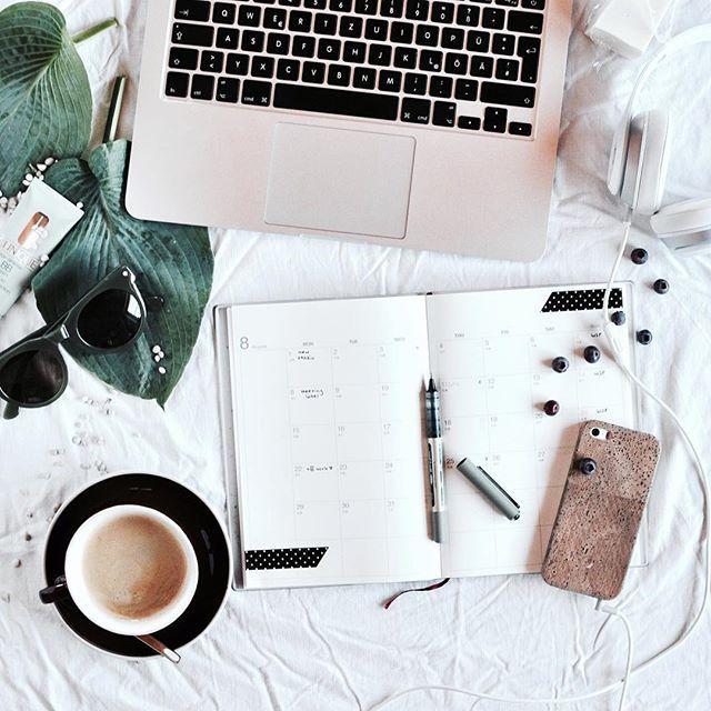 Monday mornings... ☕️ #tgim #coffee #clinique #sunglasses #green #beats #muji…