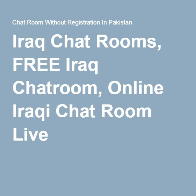 Iraq chat rooms