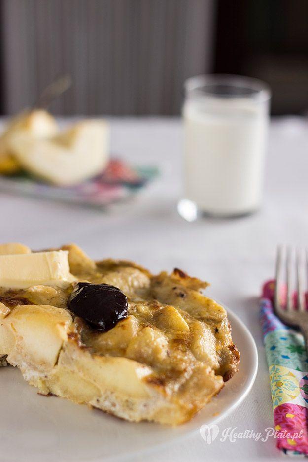 apple omelette / tarta de manzana