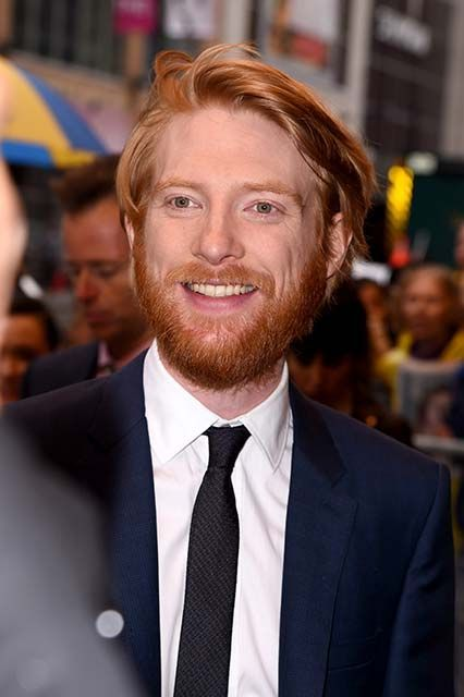 Even The Most Devoted Harry Potter Fan Doesn't Remember This #refinery29  http://www.refinery29.com/2015/11/97434/former-harry-potter-cast-actors#slide-52  Domhnall Gleeson Domhnall's career is exploding lately. He's appeared in the charming About Time, Unbroken, Ex Machina, and in December, you can catch him in a hotly anticipated film about some intergalactic battles. Star Wars: The Force Awakens, we believe it's titled. ...