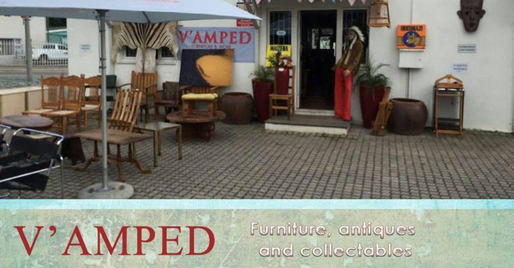 In the heart of Knysna, the discerning collector will find a treasure trove of antiques and collectables. V'amped owners, Rory and Nicola, are passionate about their business and look forward to welcoming you.