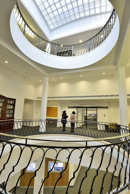 BJL 1st floor | by Brynmor Jones Library