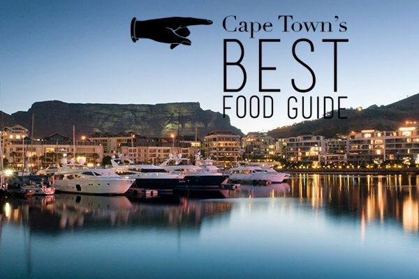 Cape Town's best food guide - via Food24