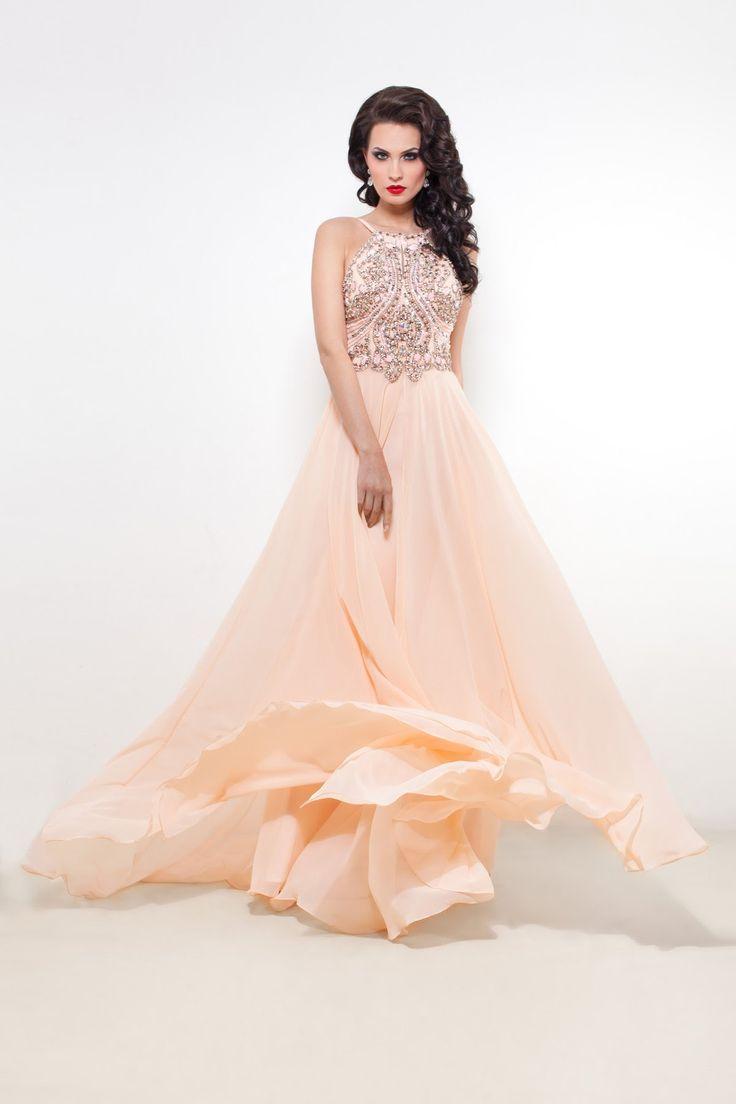 Вечерние платья PrincessDress № 12014P