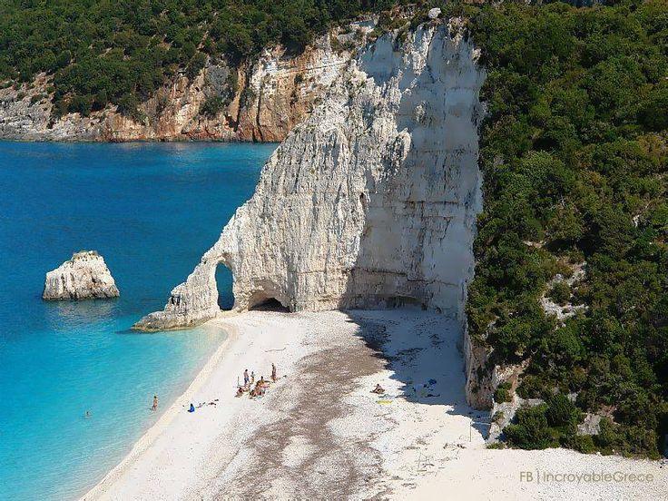 Fteri beach, Kefalonia ~ Ionian Sea