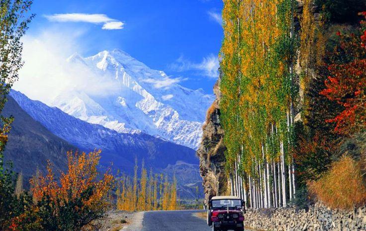 Naran kaghan valley In Pakistan
