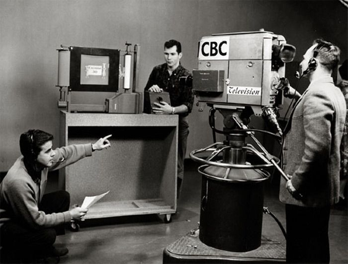 Today in Canadian Art History: CBC Television Debuts [includes video]