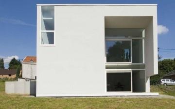 Cube House Montigny le Tilleul – Belgia: Cubes Houses, House Montigny, Houses Montigni