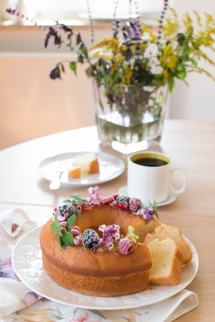 Jogurtowa babka ekspresowa - Kuchnia Agaty - najsmaczniejszy blog kulinarny!