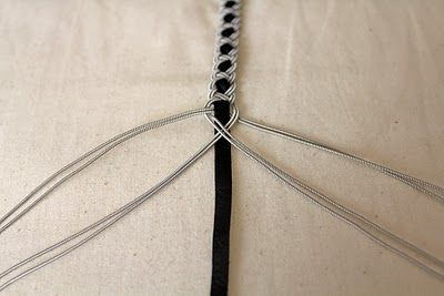 Not Only Quilts: Tutorial - Simple Katarina Bracelet