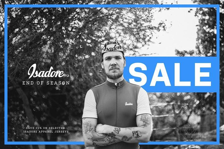To make way for Autumn we have reduced parts of our jersey collection with -25% discount. You will find a great selection of jersey's on offer at special reduced cost. Catch the last rays of summer, on your bike, in a brand new jersey.