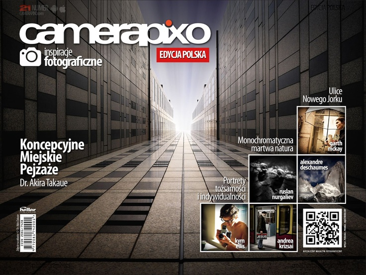 Magazyn fotograficzny Camerapixo dostępny także PO POLSKU!