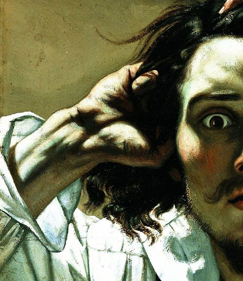 gustave courbet the desperate man essay The desperate man, 1843 by gustave courbet click image to view detail courbet became tired of the pretentiousness of the official art and was determined to render.