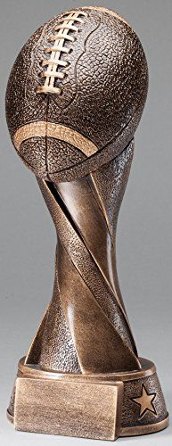 """Fantasy Football Champion Trophy 10"""" Tall, 2015 Amazon Top Rated Trophies…"""