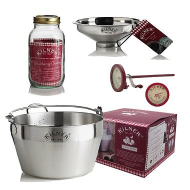 Kilner-9-Piece-Preserve-Starter-Kit - from Lakeland. I feel I need this in my kitchen.... will gladly accept as a gift!