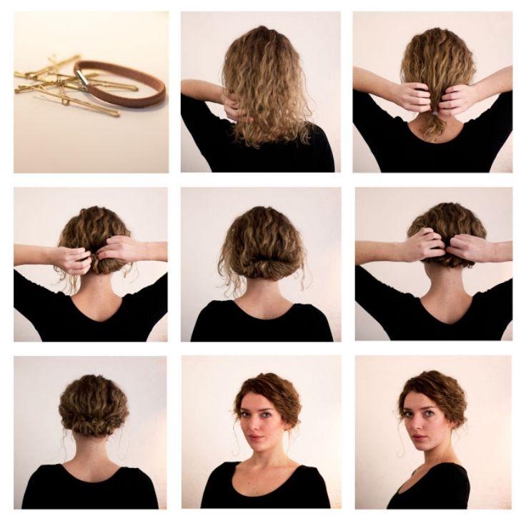 Brilliant 1000 Images About Hair On Pinterest Medium Length Hairs Easy Short Hairstyles Gunalazisus