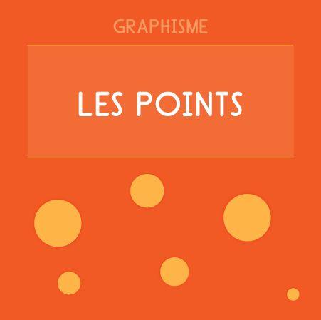 Graphisme Maternelle - Les points