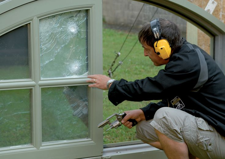 Bullet proof windows. APF UK can create traditional windows composed of shielding material and specific glazed panes.