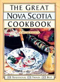 Great Nova Scotia Cookbook   Pauline Carter - McNally Robinson Booksellers