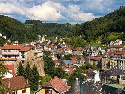 #Plombières les Bains : une ville thermale des #Vosges #Lorraine